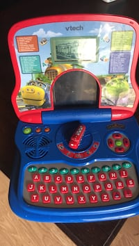 blue and yellow Vtech learning toy Hinesville, 31313