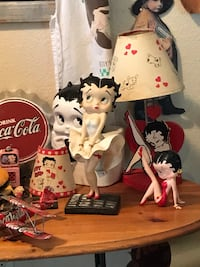 C@@L Betty Boop & Coca-Cola Items.... Prices Range From $20-$60 Each Item!!!! Lutz, 33549