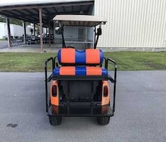 !!-Kept in garage Electric golf cart 2Q16 Ez Go With Best Condition-!!