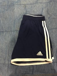 black and white Adidas shorts Sterling, 20164