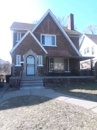 HOUSE For Sale 3BR 2BA Detroit