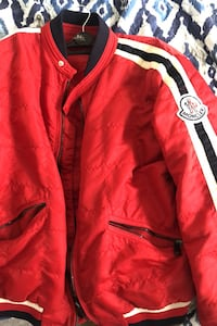 Authentic Moncler Bomber