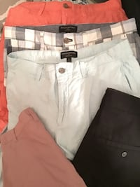 Men's size 32 shorts 5 pair Northport, 35476