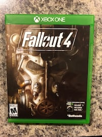 Fallout 4 XBOX ONE Stafford, 22556