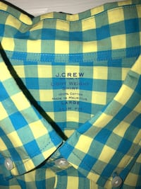 Men's J.Crew dress shirt Herndon, 20171