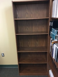 5 Shelf Bookcase Hamilton