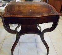 Antique Side Table Westfield