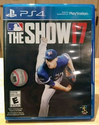 MLB THE SHOW 2017 FOR PS4