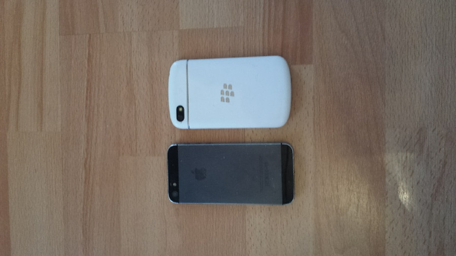 Iphone 5, 64Gb Blackberry Q10 - Svelvik