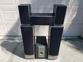 Athena 5.1 Home Theater System