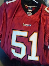 red and white NFL jersey Aurora, 80013
