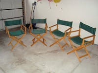 Director's Chairs null