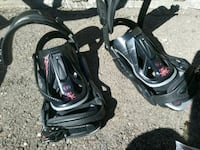 k2 Indy men's large snowboard bindings Prince George, V2N 1L5