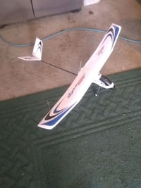Remote air plane with extras  Redmond, 97756