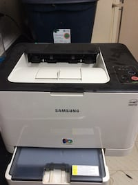 Samsung Colour Xpression CLP-320 Laser Printer