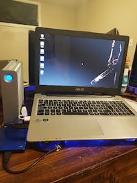 Asus Sonicmaster with 4TB Ext HD Spruce Grove