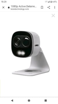 New Lorex 1080p Active Deterrence Wi-Fi Indoor/Out Arlington, 22203