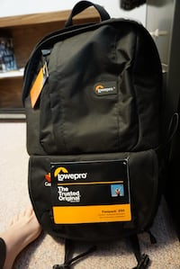 Brand new camera/laptop backpack. Space for all your lenses, sd cards and accessories. Cavan-Millbrook-North Monaghan, L0A