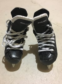 Size 8 youth skates. Bauer Supreme Ajax, L1T