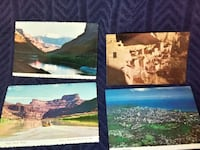 Antique/vintage postcards from 1970's Payson, 84651