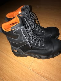 Timberland Pro safety shoes