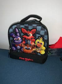 Five night at Freddy lunch bag  Woodbridge, 22191
