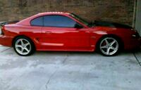 Ford - Mustang - 1998 276 mi
