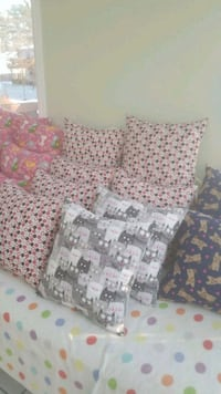 Various styles. Pillows  Springfield, 22150