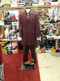 men suits used In good condition -  ladies hats & shoes brand new