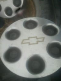 Chevy 6 lug center caps Fishers, 46037