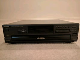 Technics compact disc changer SL-PD665