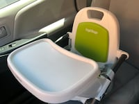 Peg perego high chair seat