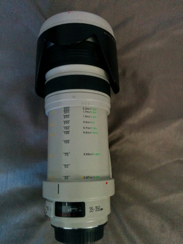 Canon telephoto Zoom Len EF  [PHONE NUMBER HIDDEN] 1ffb4f80-a3d6-4147-9ec7-9641f2605bda