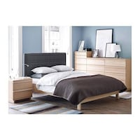 IKEA OPPLAND KING BED FRAME Vienna, 22182