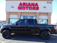 2011 Ford F-150 2WD SuperCrew 145  XL Las Vegas