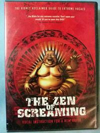 The Zen of Screaming vocal instructions for a new  Glen Burnie