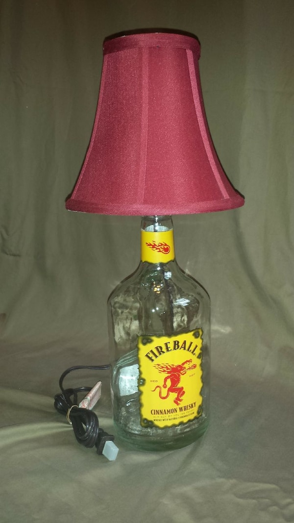 Liquor bottle lamps  e96cdba7-f352-4738-bac9-f77e0670971c