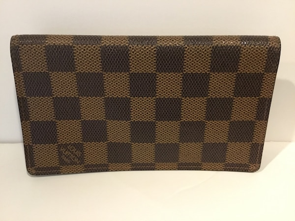 742c97f714dd Used Vintage Louis Vuitton Checkbook Cover for sale in New City - letgo