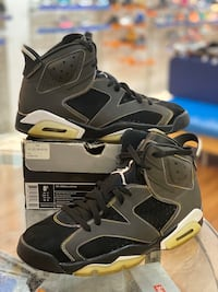 Laker 6s size 8.5 Silver Spring, 20902