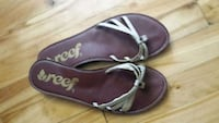 Brand New Reef Sandals  Montreal