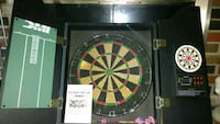 black, green, and red dartboard Springfield, 22153