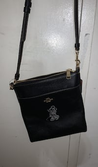 Coach cross body small purse