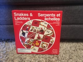 Snakes and ladder