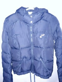 Hollister jacket size medium Edmonton