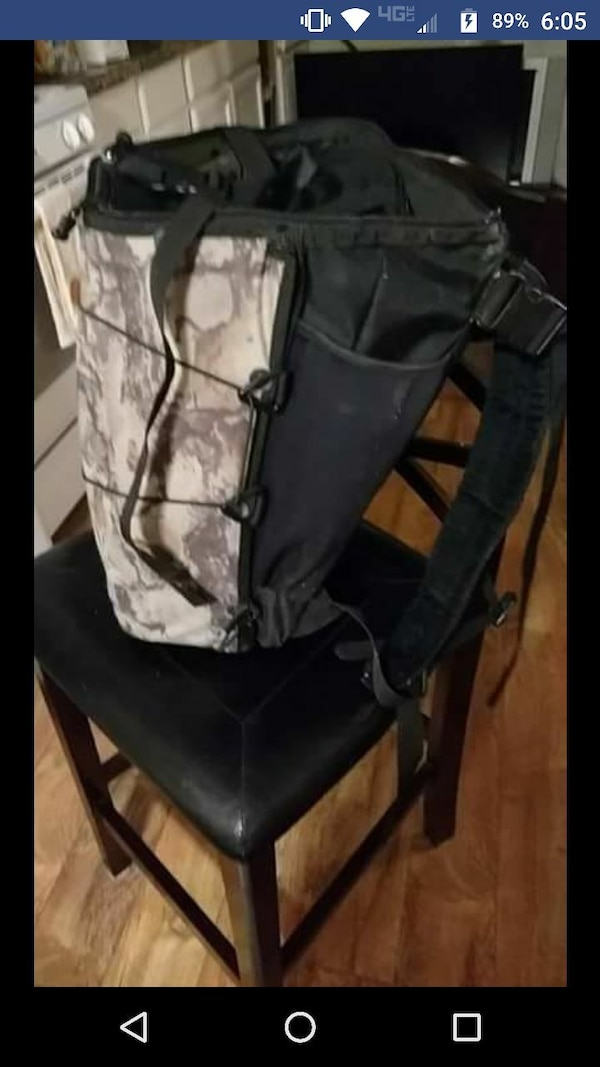Used North american hunting club hard shelled backpack for sale in Loganton  - letgo 5f31941e86bbb