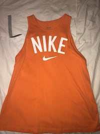 Women's Athletic Nike Tank Independence