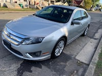 2012 Ford Fusion Yellow Springs