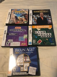 NDS Games Whitby