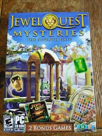 Jewel Quest Mysteries The Seventh Gate Games on CD Norwalk, 06850