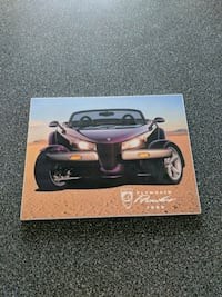 Plaqued 1999 Plymouth Prowler Picture